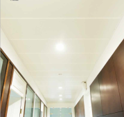 Потолочные системы CR 100-1/100-2 (потолочное решение для коридорных зон)
