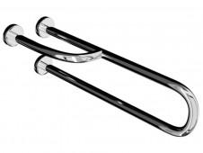 Поручни для инвалидов для раковины пристенный (левый/правый)
